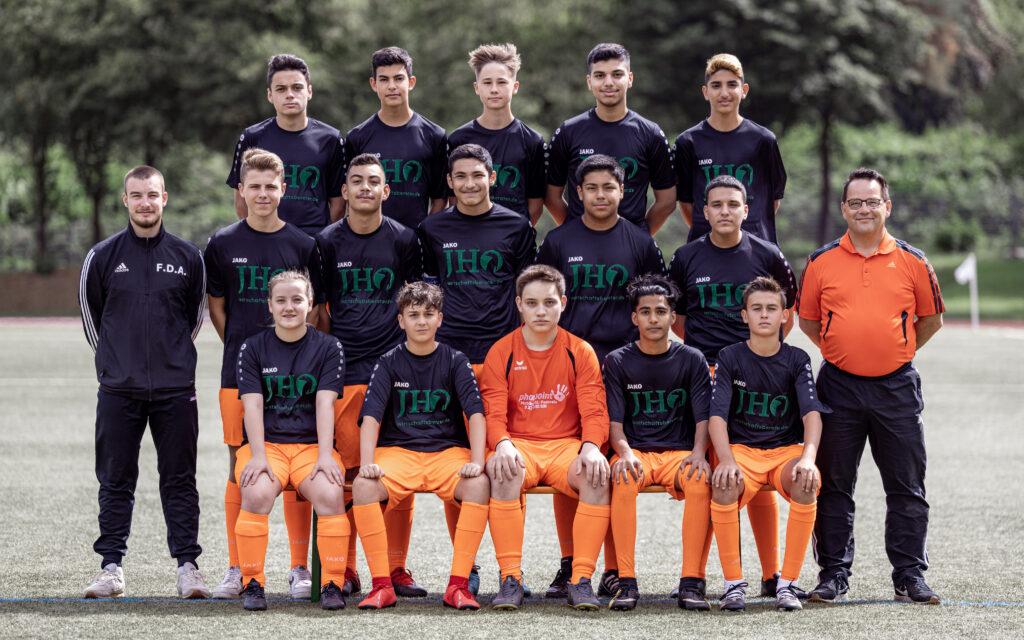 U16/B2-Junioren 2020/21